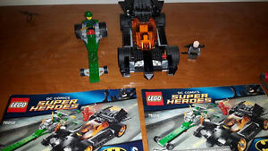 Retired Lego set Batman and the Riddler