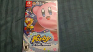 Kirby Star Allies - Nintendo Switch - Neuf