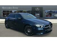 2021 Mercedes-Benz A-CLASS A200d Exclusive Edition 5dr Auto Diesel Hatchback Hat