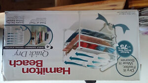 Air clothes dryer