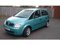 Vauxhall Meriva CHEAP