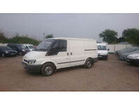 Ford Transit 260 SWB 2001, 108000 miles, Excellent Condition