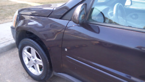 Chevrolet Equinox 2006 at a giveaway price....