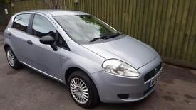 Fiat Grande Punto 1.2 Active. EW. EM. R/CD. RCL. WARRANTY. SH.