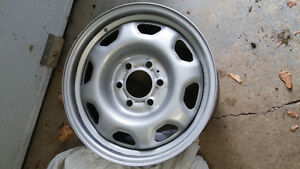 Roues Ford 17 pouces
