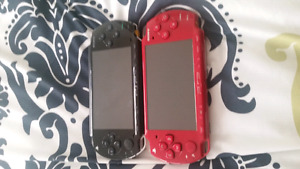Modded psp mint condition really cheap and lots of games