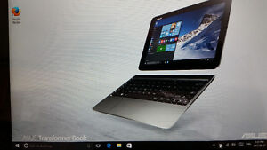 ASUS Transformer Book T100HA tablet \ laptop