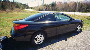 2002 Saturn. Excellent condition. 114,000 kms