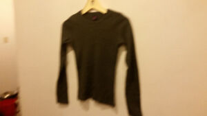 Levis and GAP long sleeve t shirts