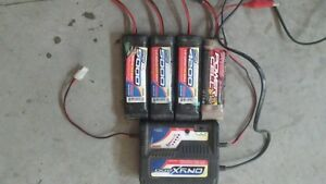 batterys and charger