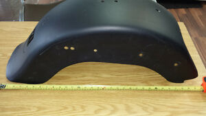 Fenders ailes harley davidson rear 240 mm