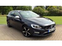 2016 Volvo V60 D3 (150) R DESIGN Lux Nav Wint Manual Diesel Estate