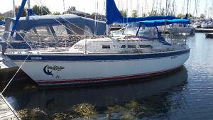 voilier Tanzer 27 pieds 1986