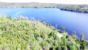 WATERFRONT ON PORTERS LAKE,  6.65 acreage