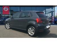 2017 Volkswagen Polo 1.2 TSI Match Edition 5dr Petrol Hatchback Hatchback Petrol