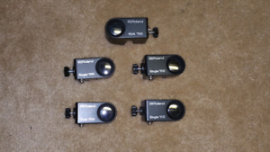 Roland RT 30 Drum Triggers 5 Piece