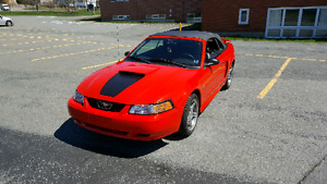 1999 Mustang GT Convertible 35th Anniversary Edition