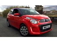 2015 Citroen C1 1.0 VTi Feel 5dr Manual Petrol Hatchback