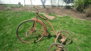 Antique Tricycle (#1)   - $120 o.b.o.