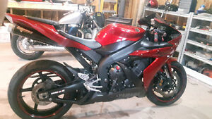 05 R1~$5600 OBO or trade for harley