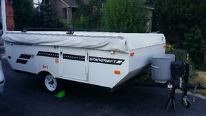 2012 STARFLYER Tent Trailers FOR RENT