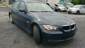 2008 BMW 323i Blue / accident-free, leather, Bluetooth!!!