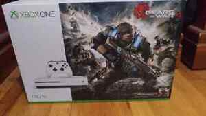 Xbox One S 1TB Gears Of War 4 Edition
