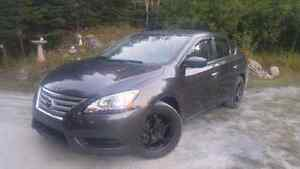 WINTER READY LOW KMS  2013 Nissan Sentra