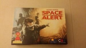 Space Alert + The New Frontier Expansion