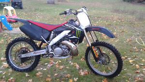 2000 CR250R with OWNERSHIP- TRADE for 450F or sell for $2900