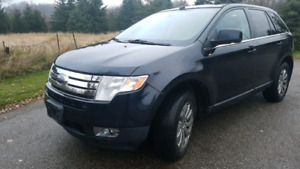 2009 Ford Edge Limited Loadrd