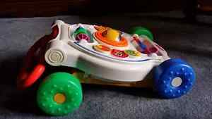 Fisher Price sit to stand learning walker Kitchener / Waterloo Kitchener Area image 4