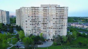 Stunning Tridel Cond. Enjoy The Unobstructed View Of Downtown To