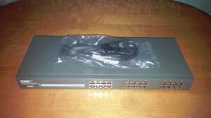 SMC EZ Switch 24 Slot Networking Switch