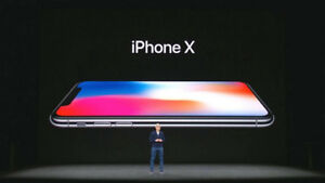 BRAND NEW SEALED IPHONE X  256GB