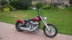 2008 Softail , New from ground up!!
