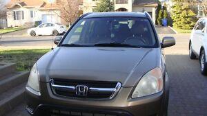 2004 Honda CR-V SUV, Crossover