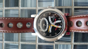 Rare Aeromatic limited edition automatic watch