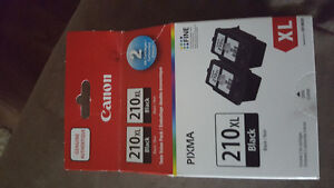 Double black ink canon 210 xl
