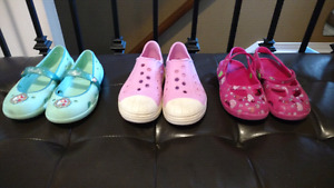 Crocs shoes for 5-6 y.o. girl