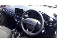 2017 Ford Fiesta 1.0 EcoBoost Zetec 5dr Manual Petrol Hatchback