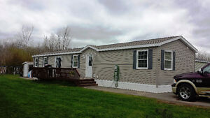 MINI HOME IN PARK, SUSSEX, SHED, DECK, WELL MAINTAINED