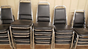 Comfortably Cushioned Chairs
