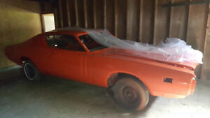 1971 Dodge Charger R/T Project