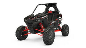 *NEW* 2018 POLARIS RZR RS1 1000 / AS LOW AS $54 WEEKLY!!