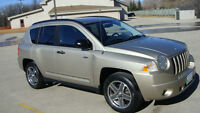 2009 Jeep Compass Rocky Mountain SUV - MOTIVATED TO SELL