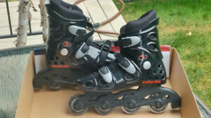Cheetah Youth Roller Blades Size 5