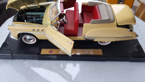 1949 Buick 1:18 Diecast Car CLASSIC COLLECTIBLE