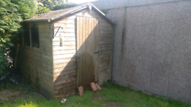 Garden Shed - 8x6 - FREE