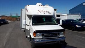 Véhicule récréatif classe B+ Lexington GTS 2006 67000km